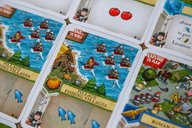 Imperial Settlers: Empires of the North - Roman Banners Pillage Fishing Villages card