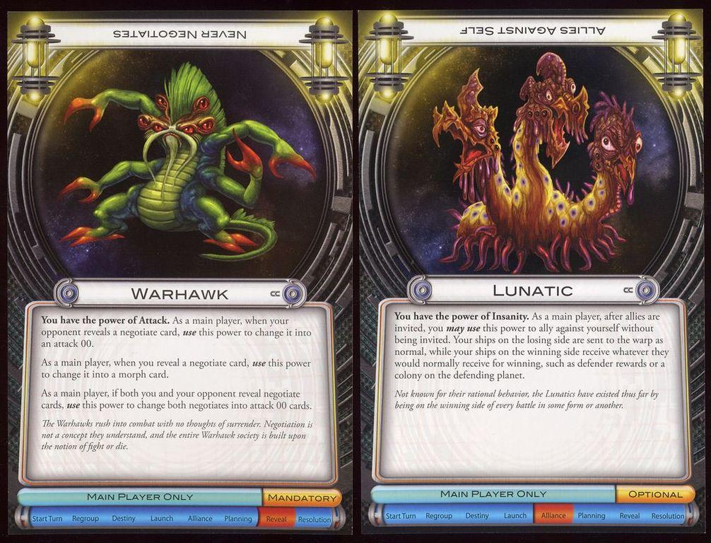 Cosmic Encounter: Cosmic Conflict cards