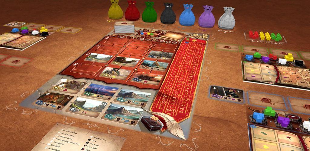 Medieval Realms gameplay
