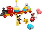 Mickey & Minnie Birthday Train components