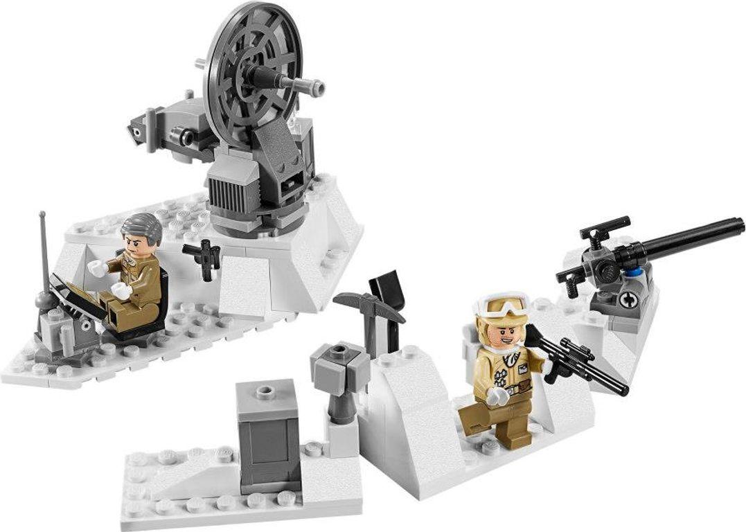 LEGO® Star Wars Battle of Hoth gameplay