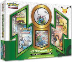 Pokémon 20th Anniversary Red & Blue Collection - Venusaur-EX