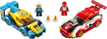 Racing Cars components