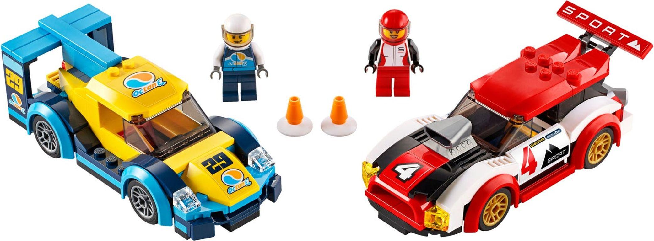 Racing Cars components