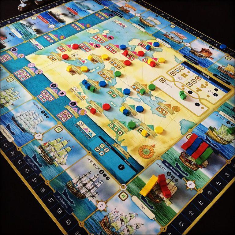 Ships gameplay