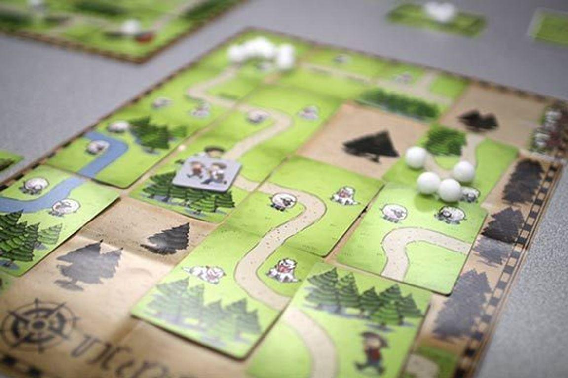 Sheep & Thief gameplay