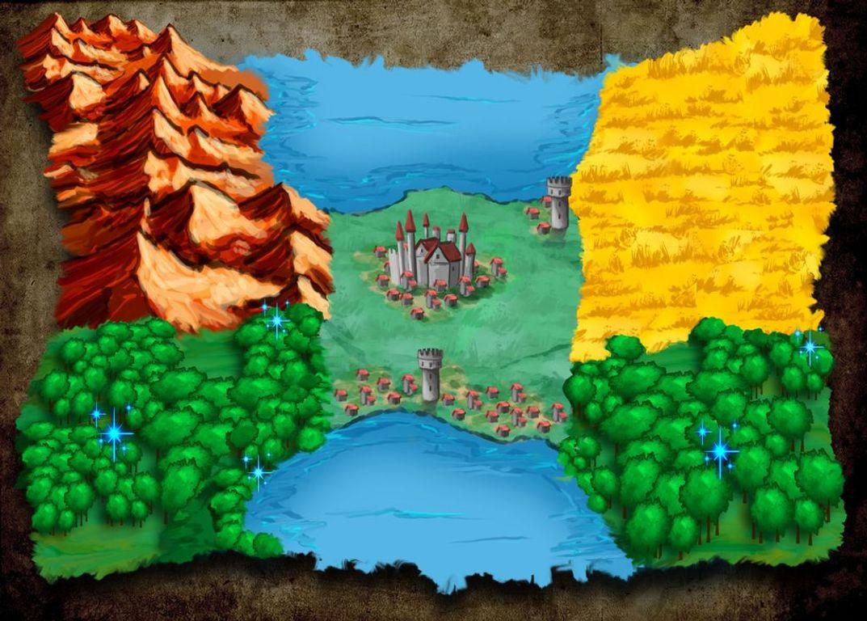 Tiny Epic Kingdoms cards