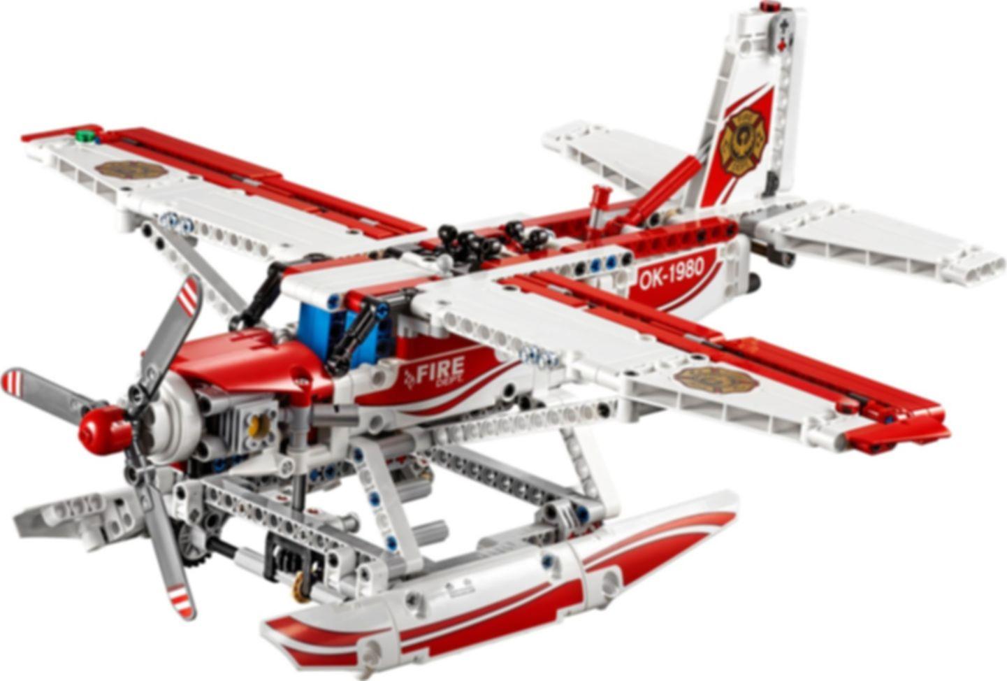LEGO® Technic Fire Plane components