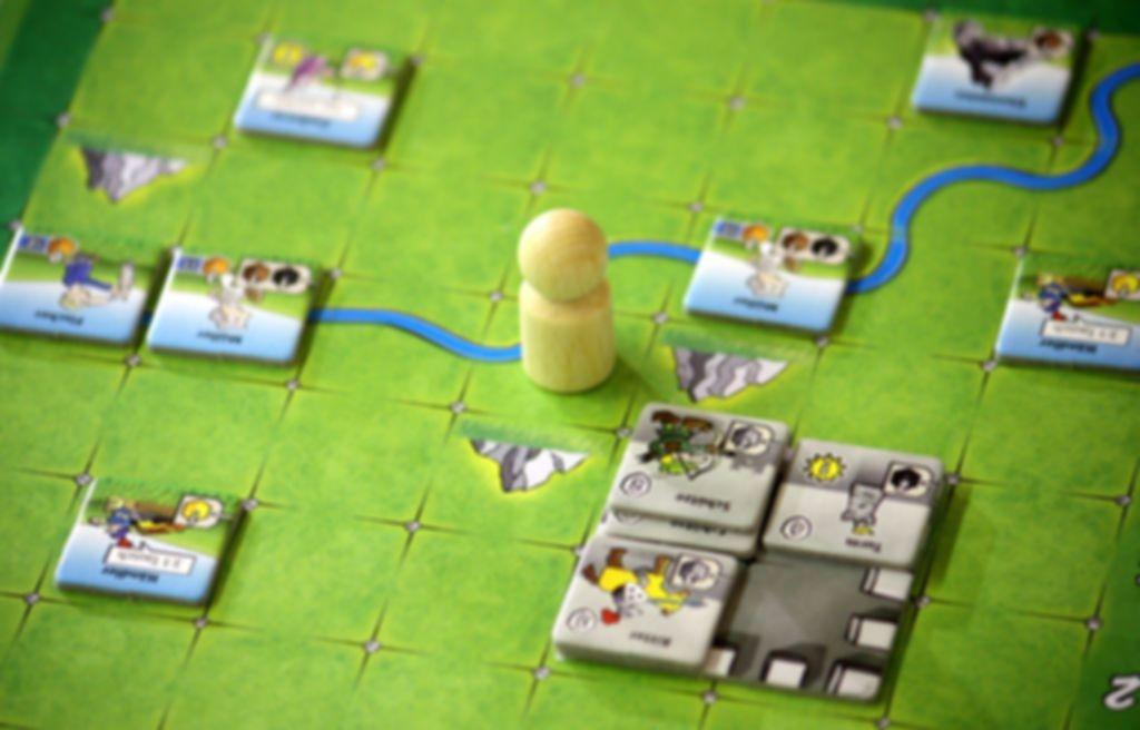 Feudality gameplay