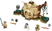 Yoda's Hut components