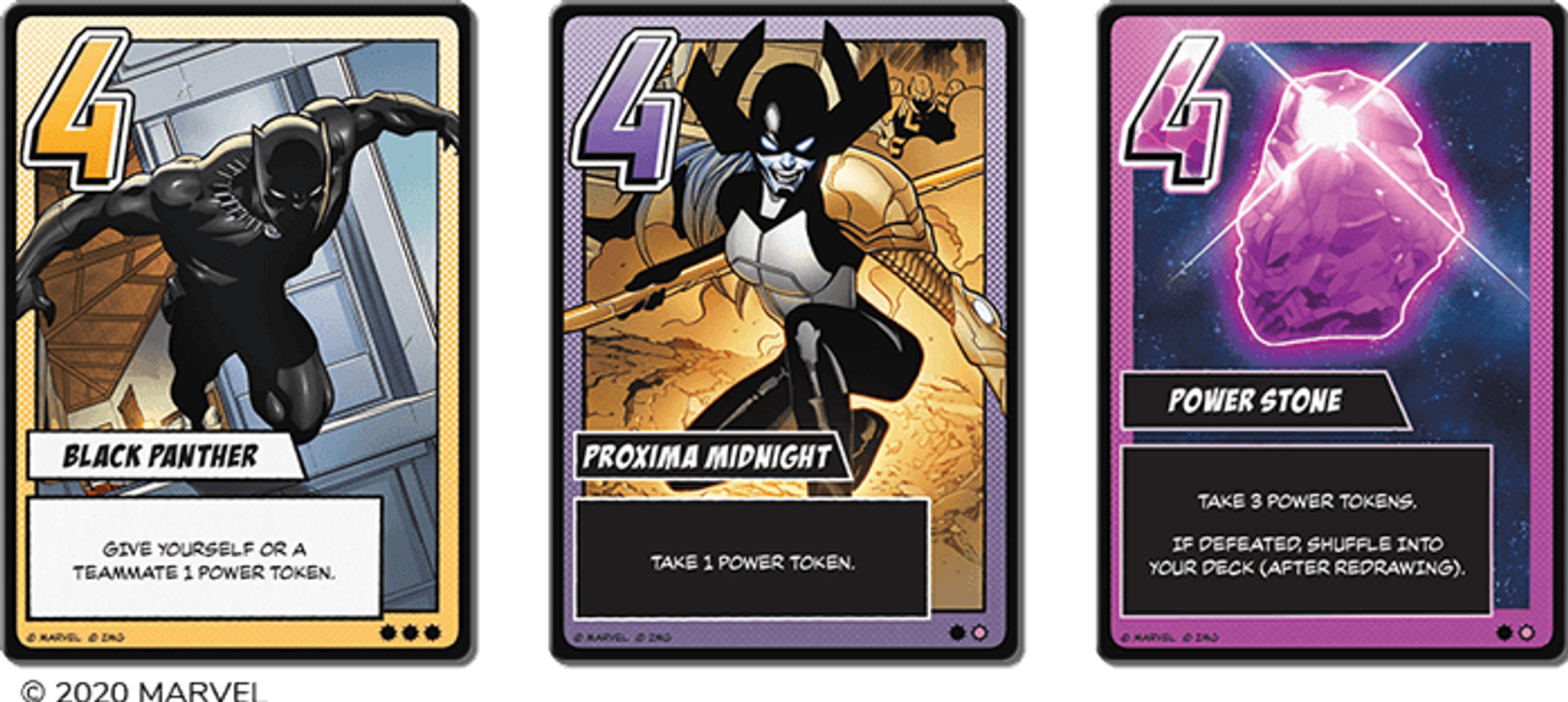 Infinity Gauntlet: A Love Letter Game cards