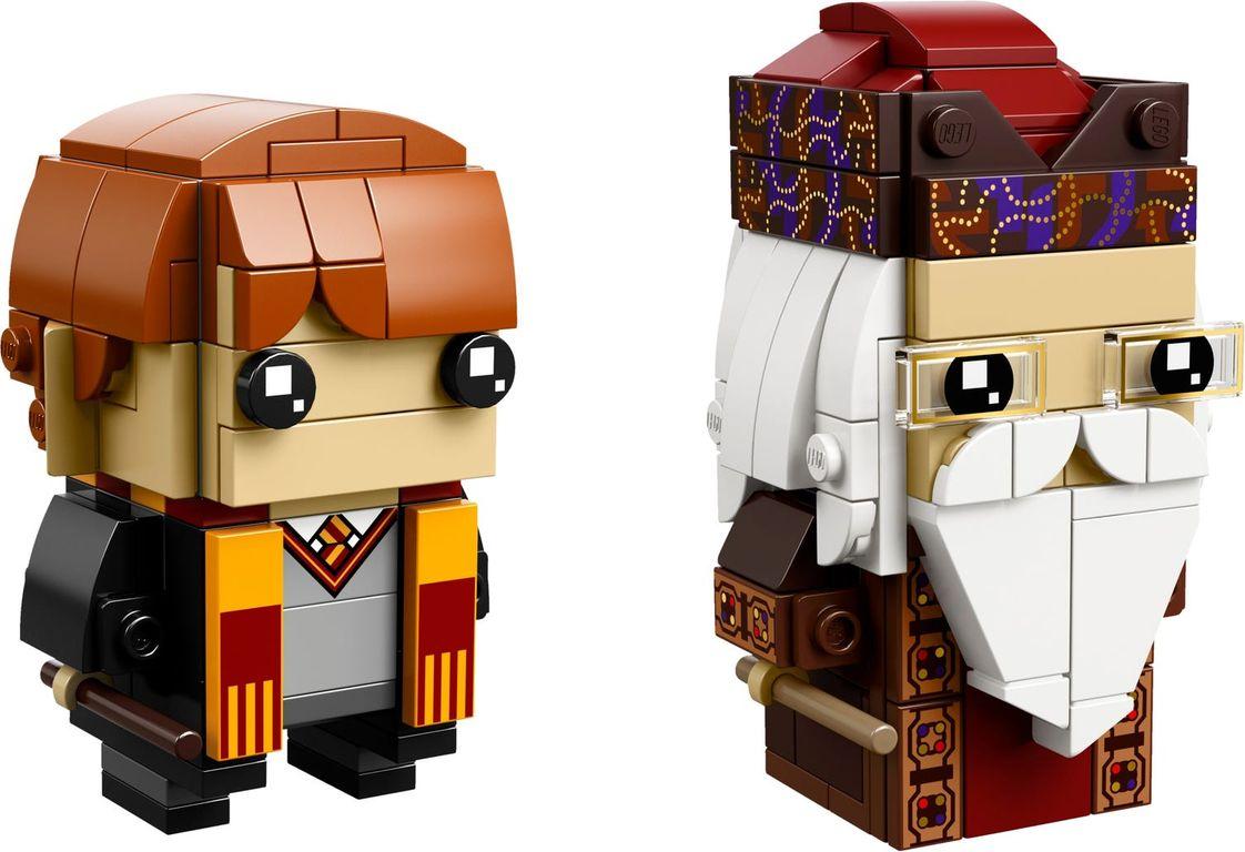 Ron Weasley™ & Albus Dumbledore™ components