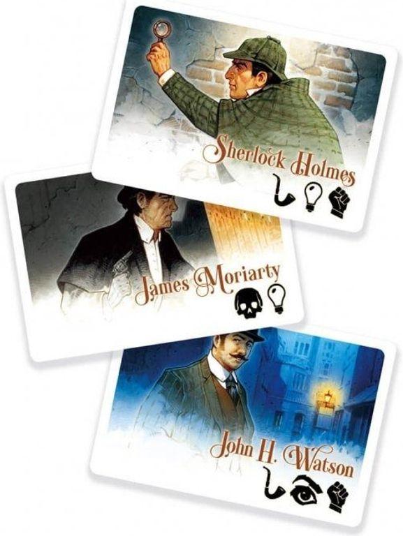Sherlock 13 cards