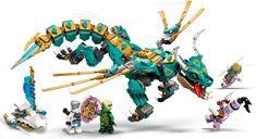 LEGO® Ninjago Jungle Dragon gameplay