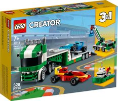 LEGO® Creator Race Car Transporter