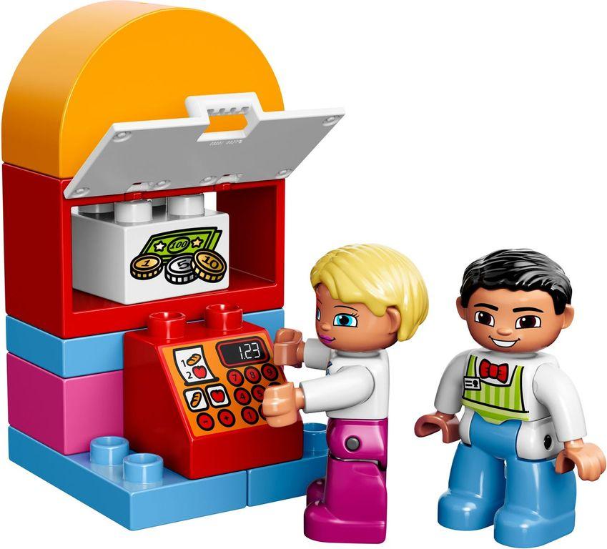 LEGO® DUPLO® Café minifigures