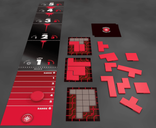 Space Cadets components