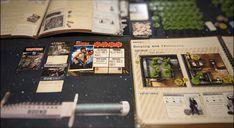 Rambo: The Board Game gameplay