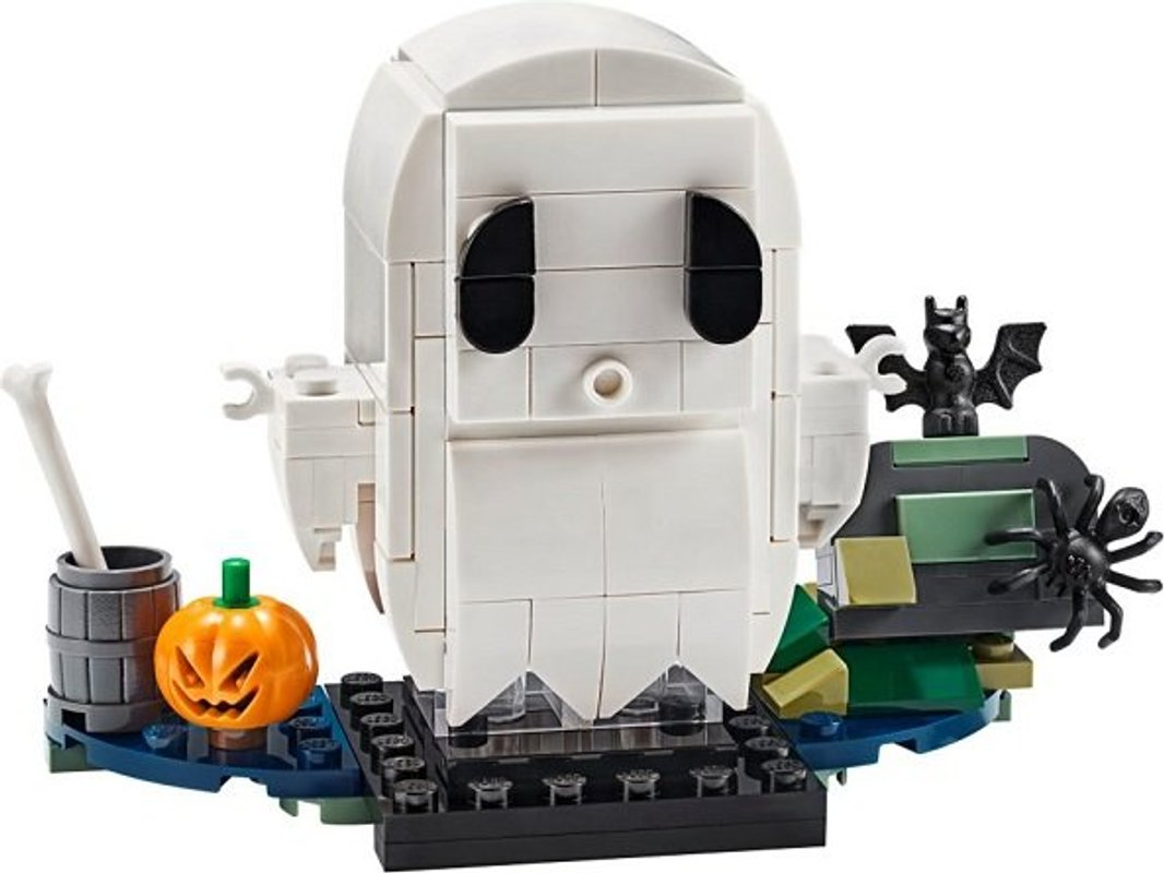 Halloween Ghost components