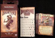 Doomtown: Reloaded - Frontier Justice components