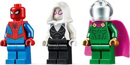 The Menace   of Mysterio minifigures