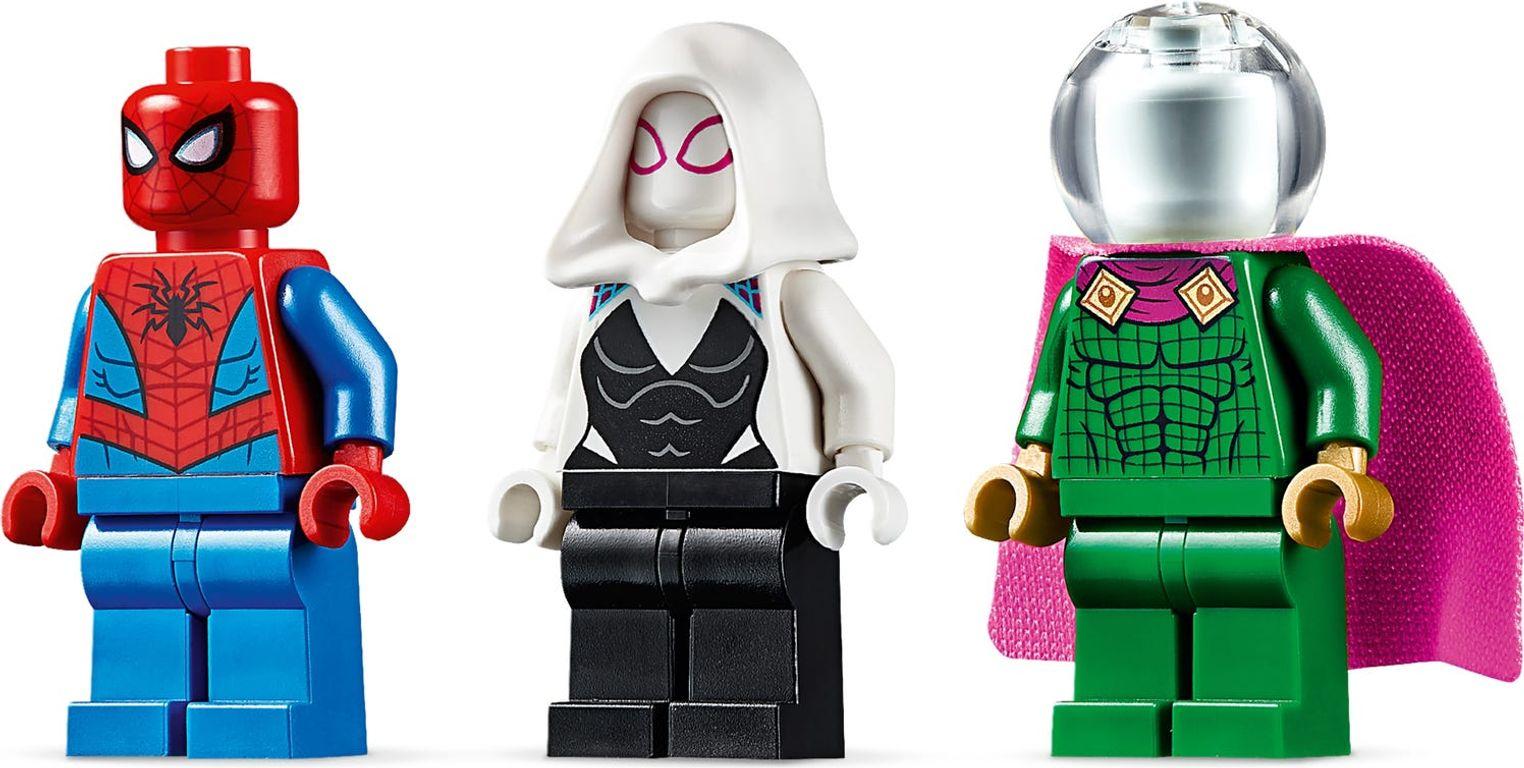 LEGO® Marvel The Menace   of Mysterio minifigures