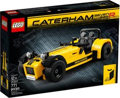 LEGO® Ideas Caterham Seven 620R