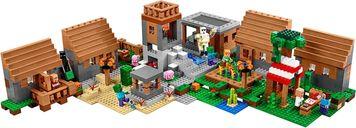 The Village gameplay