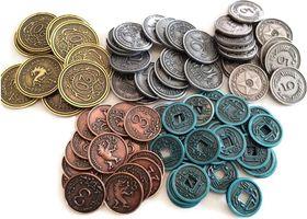 Scythe: Metal Coins Upgrade Pack
