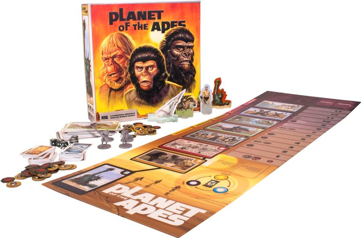 Planet of the Apes components
