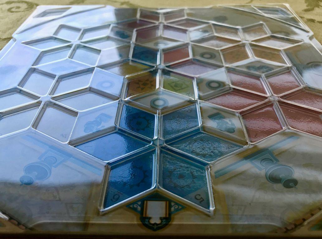 Azul Summer Pavilion: Glazed Pavilion components