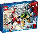Spider-Man & Doctor Octopus Mech Battle