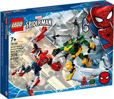 LEGO® Marvel Spider-Man & Doctor Octopus Mech Battle