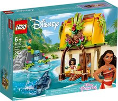 LEGO® Disney Moana's Island Home