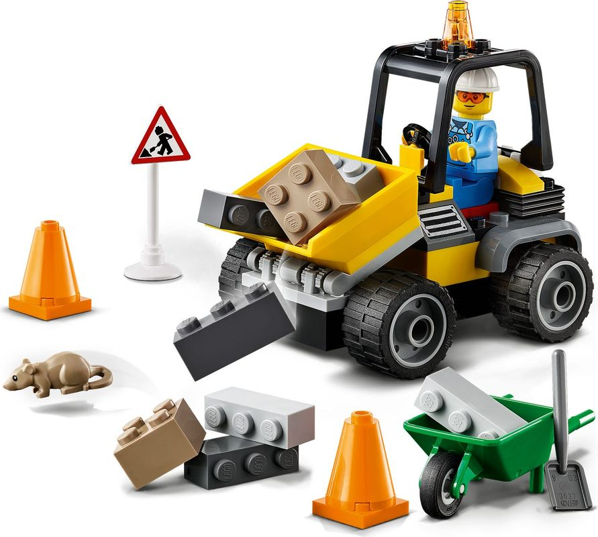 Roadwork Truck gameplay