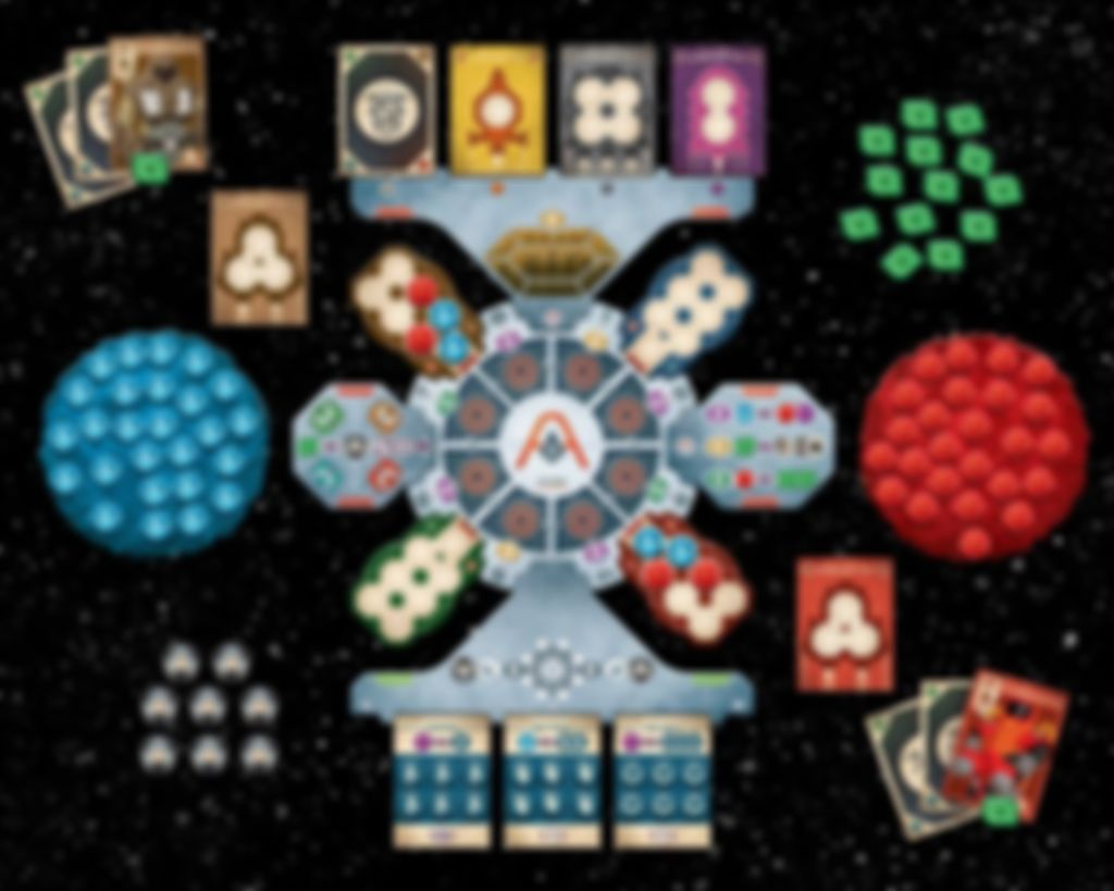 Far Space Foundry components