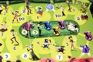 Swinging Jivecat Voodoo Lounge game board