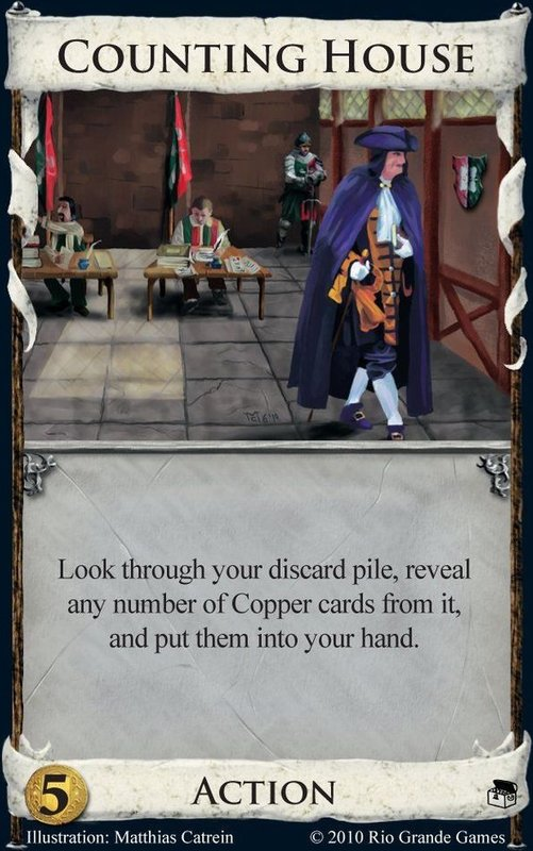 Dominion: Prosperity cards