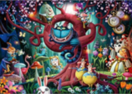 Almost Everyone is Mad (Alice in Wonderland)