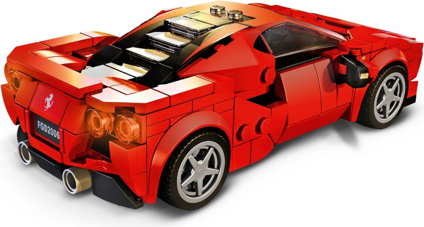 Ferrari F8 Tributo back side
