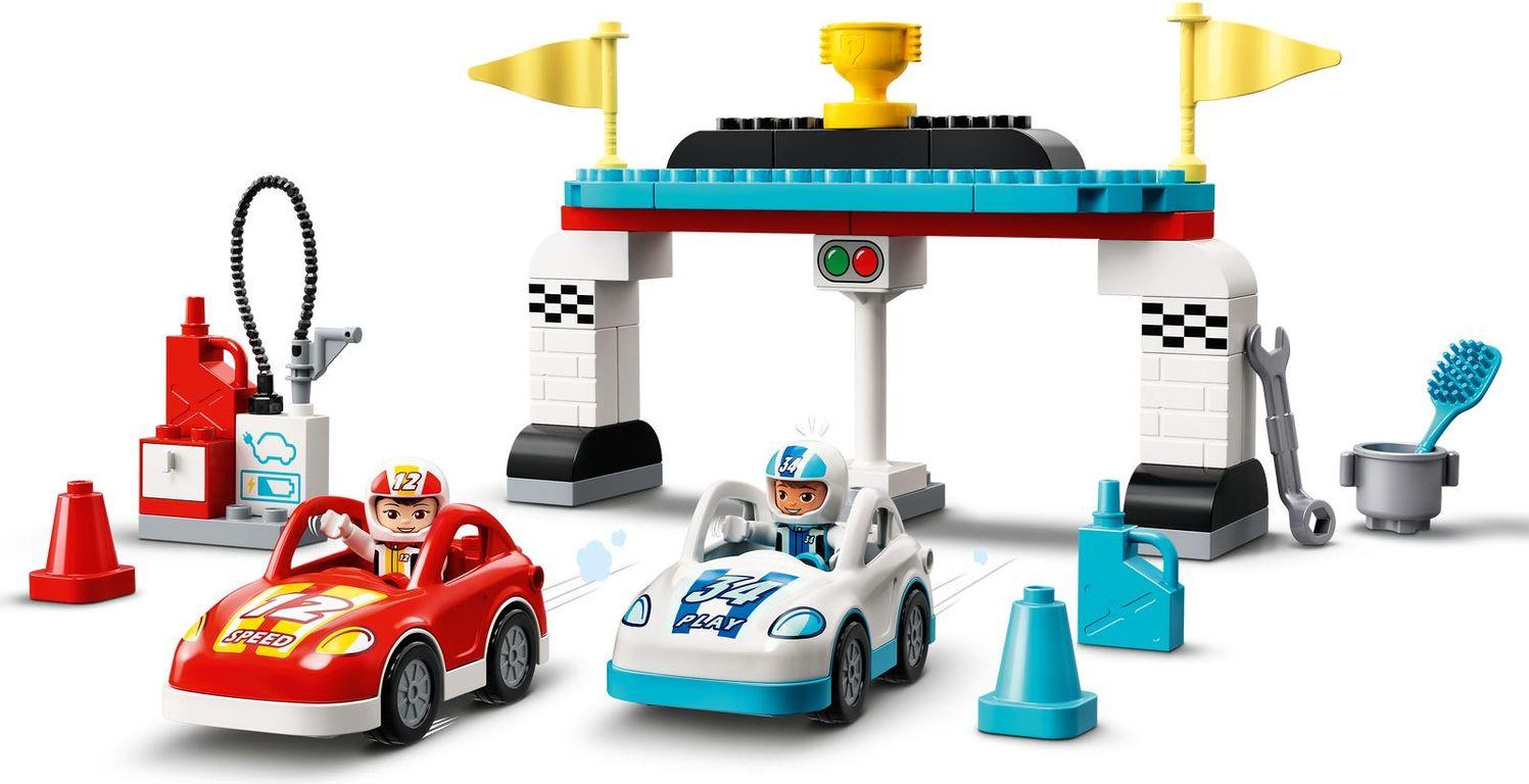 LEGO® DUPLO® Race Cars gameplay