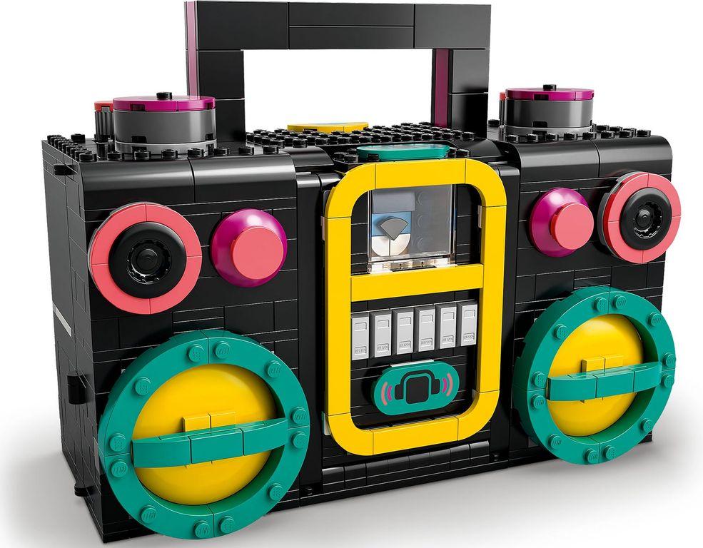 LEGO® VIDIYO™ The Boombox components