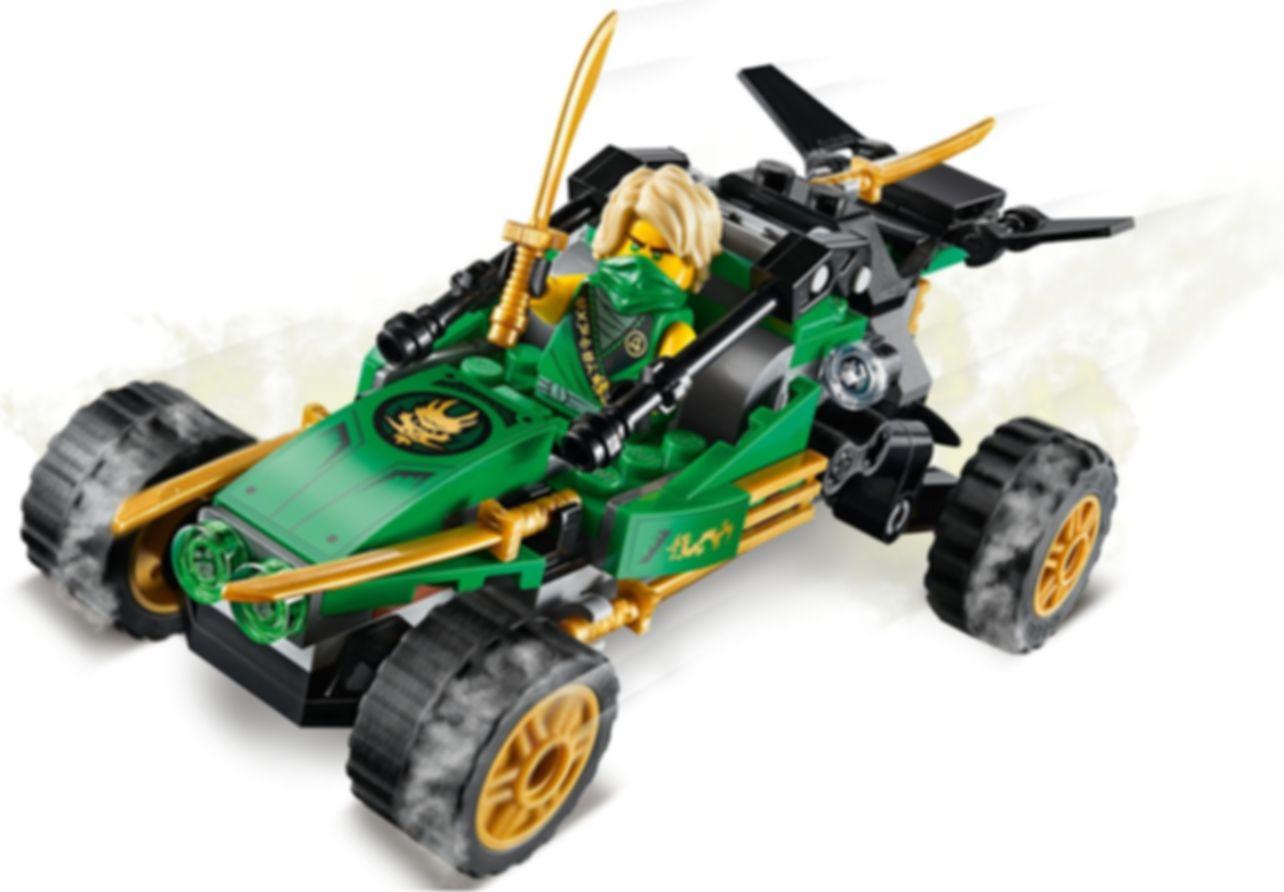 LEGO® Ninjago Jungle Raider gameplay
