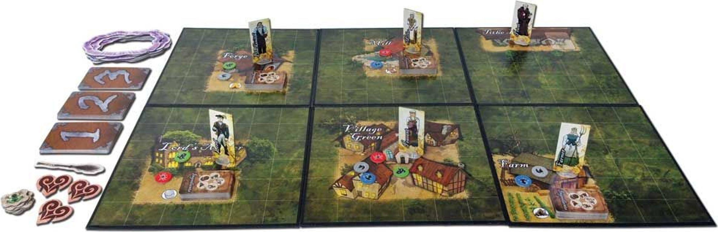 The Village Crone gameplay