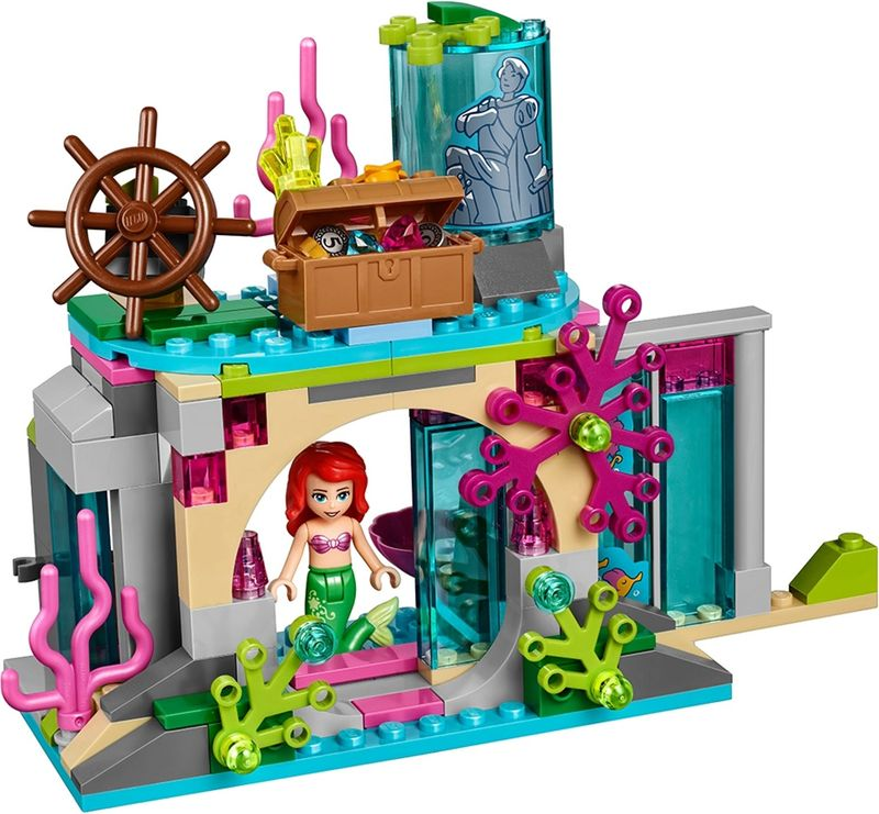 LEGO® Disney Ariel and the Magical Spell gameplay