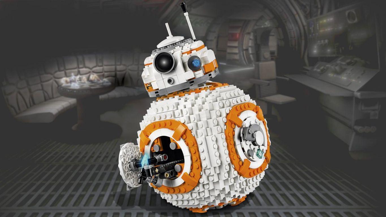 LEGO® Star Wars BB-8™ gameplay