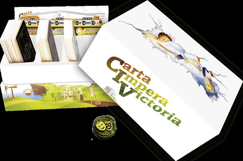 CIV: Carta Impera Victoria box