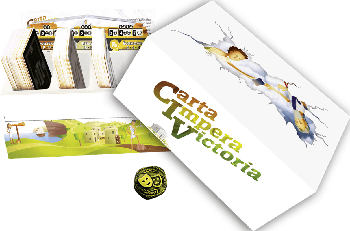 CIV: Carta Impera Victoria box
