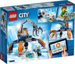 LEGO® City Arctic Ice Crawler back of the box
