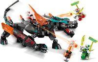 LEGO® Ninjago Empire Dragon gameplay